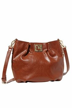 Big Buddha Loraine Cognac Handbag….This magnificent color spices up any outfit!!