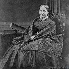 """Elizabeth Gaskell, feminist, activist, author of """"North & South"""" and """"Wives and Daughters"""""""