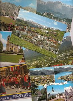 Postcards from Austria