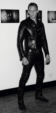 Tom Hiddleston for Interview Magazine