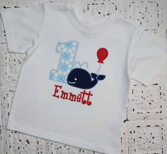 Baby Boys Girls Comfy Shirt You are Whalecome T-Shirt 6M-24M