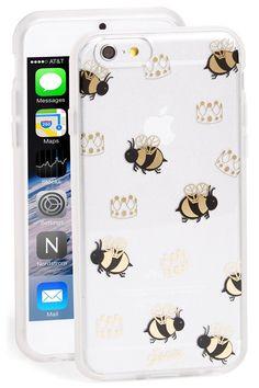 Sonix 'Queen Bee' phone case, $35, nordstrom.com.    - HarpersBAZAAR.com