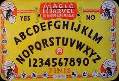 vintage Ouija | Vintage Ouija Board | Flickr - Photo Sharing!