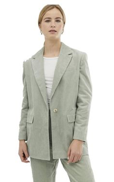 Colour Trends, Spring Colors, Fashion Inspiration, Curves, Asos, Things To Think About, Suit Jacket, Blazer, Green