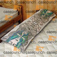 An2-blue Oyster Cult Album Body Pillow Case