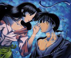 I love Sesshoumaru end InuYasha