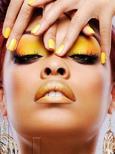 Yellow eye makeup eye makeup & fun в 2019 г. yellow eye make Love Makeup, Makeup Inspo, Makeup Art, Makeup Inspiration, Makeup Looks, Glam Makeup, Makeup Trends, Yellow Eye Makeup, Silver Eye Makeup