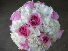 Pink David Austin Roses