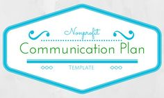 One of the documents we recommend every nonprofit have in place is a 12 to 18-month communication plan.Why? While improv mayserve as the creative heart of street smarts and jazz, it doesn'thold upso well in content marketing.