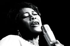 """""""I guess what everyone wants more than anything else is to be loved. And to know that you loved me for my singing is too much for me. Forgive me if I don't have all the words. Maybe I can sing it and you'll understand."""" -- {{ the ever-so-talented, ELLA FITZGERALD }}"""