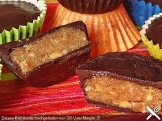 Peanut Butter Cups, ein beliebtes Rezept aus der Kategorie Kekse & Plätzchen. Bewertungen: 81. Durchschnitt: Ø 4,6.