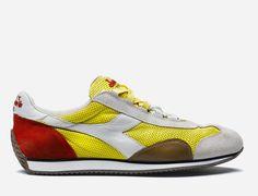 Diadora Equip: Yellow