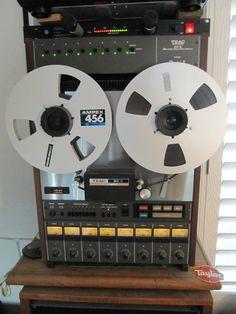 Teac 80 - www.remix-numerisation.fr - Rendez vos souvenirs durables ! - Sauvegarde - Transfert - Copie - Digitalisation - Restauration de bande magnétique Audio - MiniDisc - Cassette Audio et Cassette VHS - VHSC - SVHSC - Video8 - Hi8 - Digital8 - MiniDv - Laserdisc - Bobine fil d'acier - Digitalisation audio