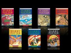 Harry potter series :) want want want!