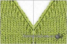 Knitting Club, Knitting Stitches, Knitting Needles, Knit Crochet, Tips, Fashion, Flower Decoration, Ideas, Knits