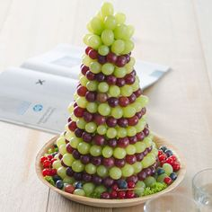 Party Tower – Fruity Flowers