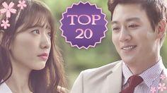TOP 20 Korean Dramas July 2016 [Week 2]-  TOP 20 K-Dramas July 2016 ~ by Popularity in Korea [Week 2]  4 ~ 10 Jul 2016 - Photo: Park Shin Hye / Park ShinHye x Kim Rae Won / Kim RaeWon [Doctors / 닥터스]