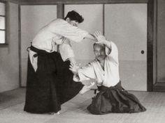 Ueshiba Morihei, kokyunage, Noma Dojo, 1936