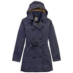 Timberland - Women's Rosebrook Trench With Hyvent® Technology