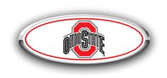 Ford The Ohio State Univerity Overlay Custom Emblem Decals