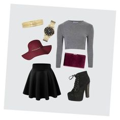 """""""Untitled #12"""" by rosiestark on Polyvore featuring Glamorous, Breckelle's, Monsoon, Marc by Marc Jacobs and Liz Claiborne"""
