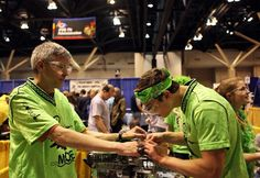 FIRST Robotics mentore