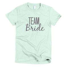 Team Bride - Bridal party - Women's t-shirt