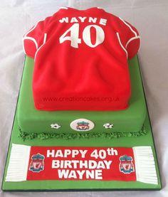 Birthday cake for men football sport theme 64 Ideas Football Themed Cakes, Football Birthday Cake, Sports Themed Cakes, Happy 40th Birthday, Birthday Cards For Her, Birthday Cakes For Men, Boy Birthday Parties, Cake Birthday, Birthday Ideas