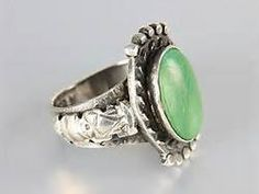 Old Pawn Indian Jewelry Rings