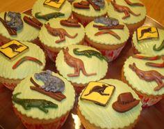 Australië cupcake