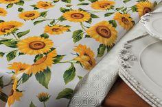 Faţă de masă Bonita - Faţă de masă din material plastic, uşor de curăţat, cu un design impresionant pentru amatorii stilului mediteranean. - Diego