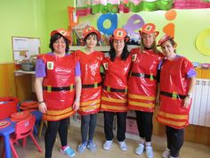 Diy Fireman Costumes, Firetruck, Community Helpers, Bead, Australia, Halloween, Party, Fashion, Fireman Costume