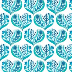 Hearts in Blue in Alegria by Gennine D. Zlatkis for Cloud 9 -- debuts Feb.