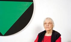 Carmen Herrera - 'After those first paintings were bought, word spread quickly. I was in shock for days.'