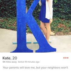 23 Hilarious Bios You Would Only Ever Find on Tinder - BlazePress Good Tinder Bios, Good Tinder Profile, Funny Tinder Profiles, Best Of Tinder, Tinder Humor, Funny Bio, Hilarious, Funny Tinder Conversations, Really Funny Pictures