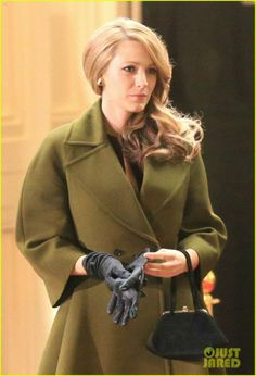 Blake Lively Joins Michiel Huisman On Set For 'Age of Adaline
