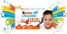 Kinder te regala etiquetas adhesivas personalizables para que puedas pegarlas en sus cajas de sus Kinder.  Promoción válida para España hasta el 06/01/2013.  Más información aquí: http://www.baratuni.es/2013/10/regalos-gratis-etiqueta-personalizable-kinder-chocolate.html  #kinder #pegatinasgratis #baratuni #regalosgratis #regalosdirectos #regalos