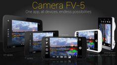 Cinema FV-5 v1.13 Apk Download Free