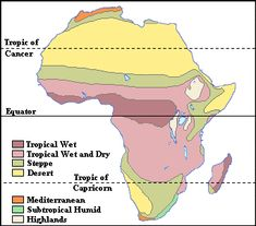 Tropical Africa: Food Production And The Inquiry Model