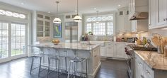 KItchen by TRP Construction and Design.