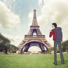 ¿Quién dijo que viajar por Europa tiene que salirte un ojo de la cara? - El Definido