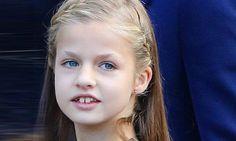 La princesa Leonor recibe el Toisón de Oro por su décimo cumpleaños