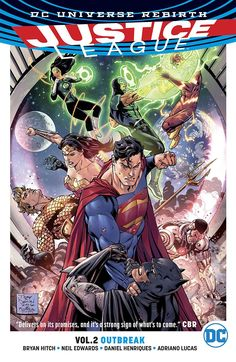 Can the Justice League be able to come together against a pure evil that threatens to reclaim not just the world but the entire universe!