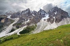 Dolomiti - Pale San Martino. Nature Photos