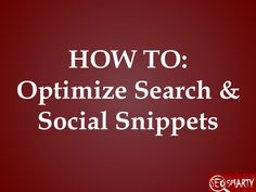 snippets-the-anatomy-of-google-bing-facebook-and-google-plus-snippets by Ann Smarty via Slideshare