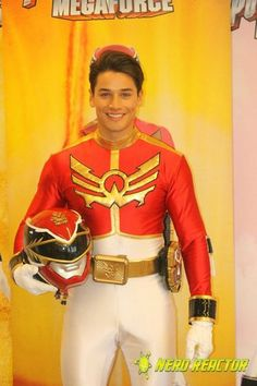 andrew gray in power rangers megaforce                                                                                                                                                                                 More
