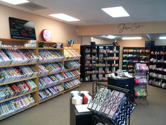 Natomas' new fabric & craft supply store will celebrate its grand opening tomorrow. http://www.natomasbuzz.com/?p=9445