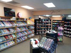 Natomas' new fabric & craft supply store will celebrate its grand opening tomorrow. http://www.natomasbuzz.com/?p=9445