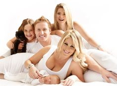 Kroy Biermann Legally Adopting Kim Zolciak's Daughters