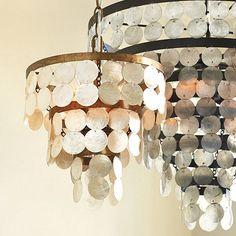 Vernay 4-Light Chandelier by Ballard Designs